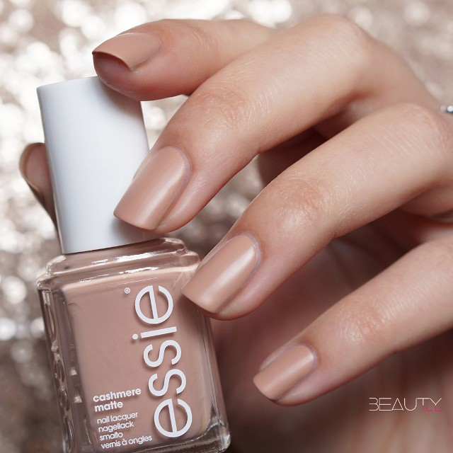 #Essie All Eyes On Nudes, my favourite from the Cashmere…