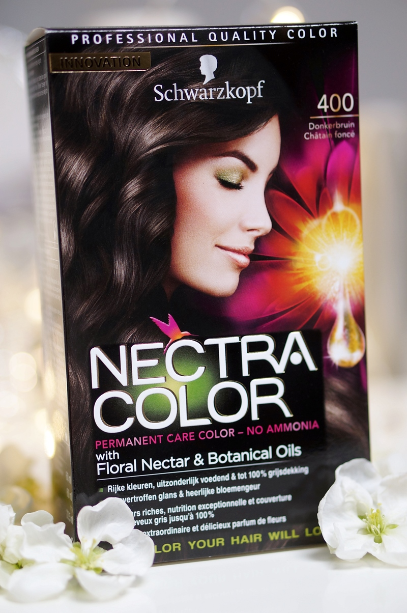 schwarzkopf nectra color permanent color 400 donkerbruin review - Schwarzkopf Nectra Color