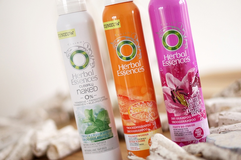 droogshampoo herbal essences