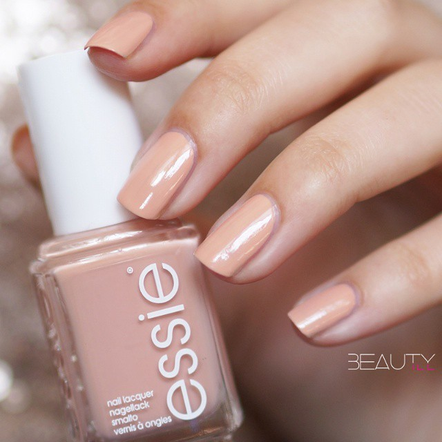 Essie Perennial Chic from the Flowerista collection