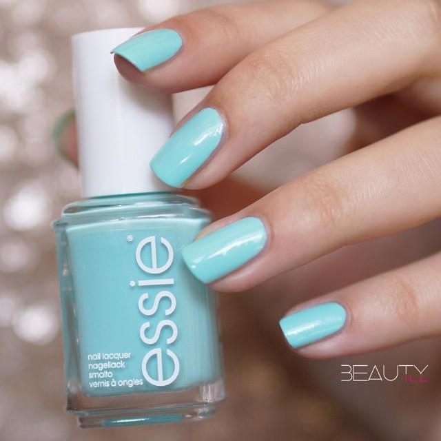 Essie Blossom Dandy.. perfect mint colour!