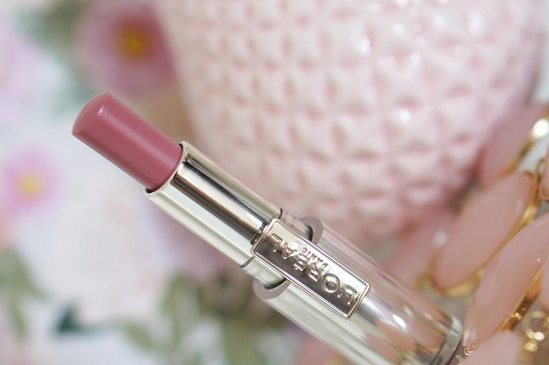 L'Oréal Rouge Caresse, Tempting Lilac 101