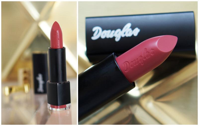 Douglas Make-up Lipstick Matte, Joli Rose