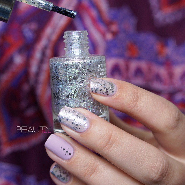 NOTD Essence Cinderella & Barry M Lap of Honour