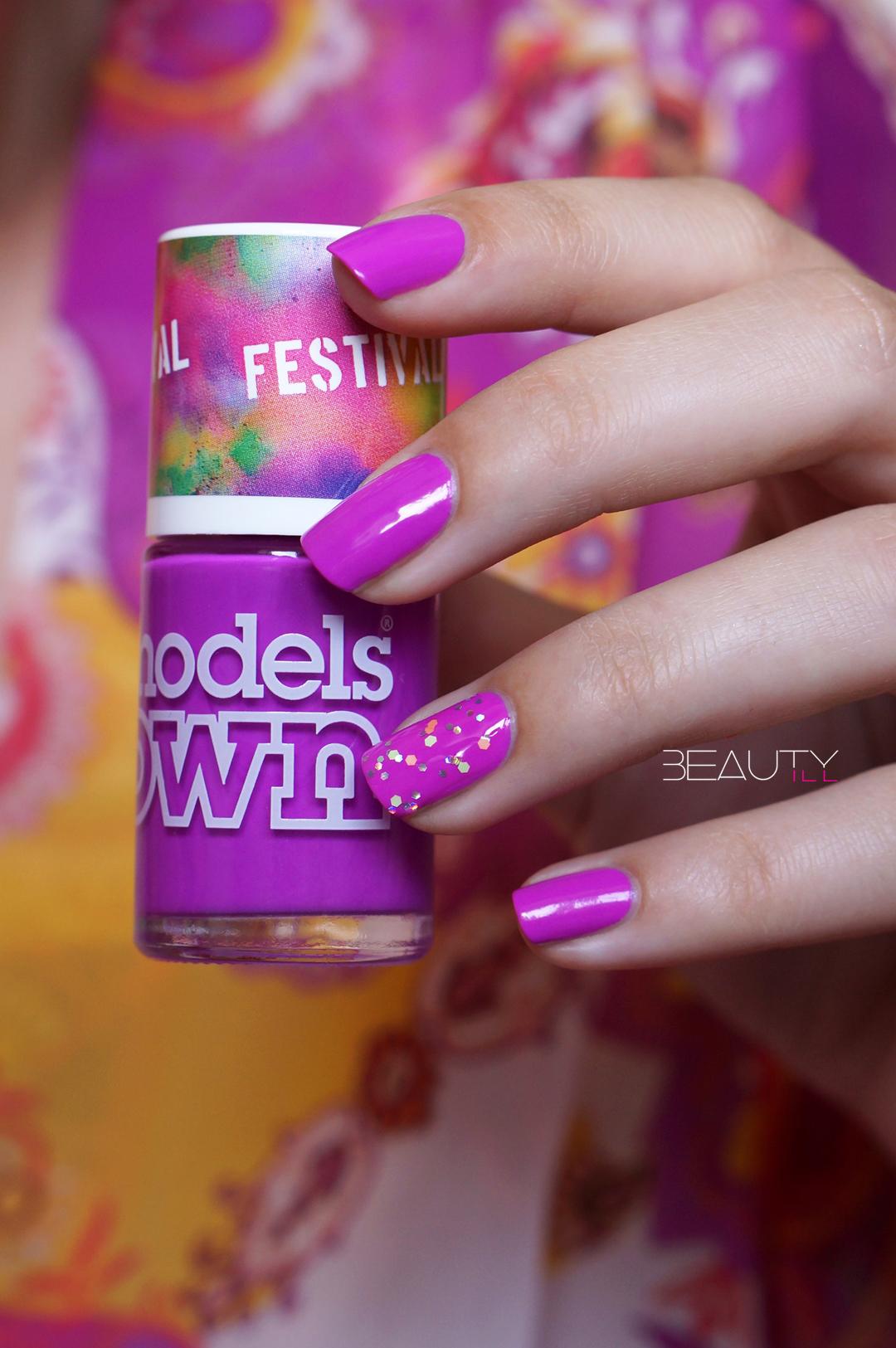 Models Own Purple Models Own Purple Bandana
