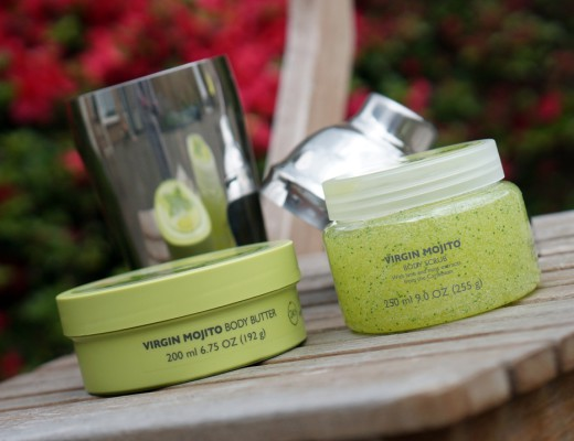 The-Body-Shop-Virgin-Mojito-body-butter-body-scrub-review