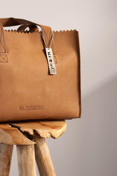 MYOMY My Paper Bag Handbag Zip Original