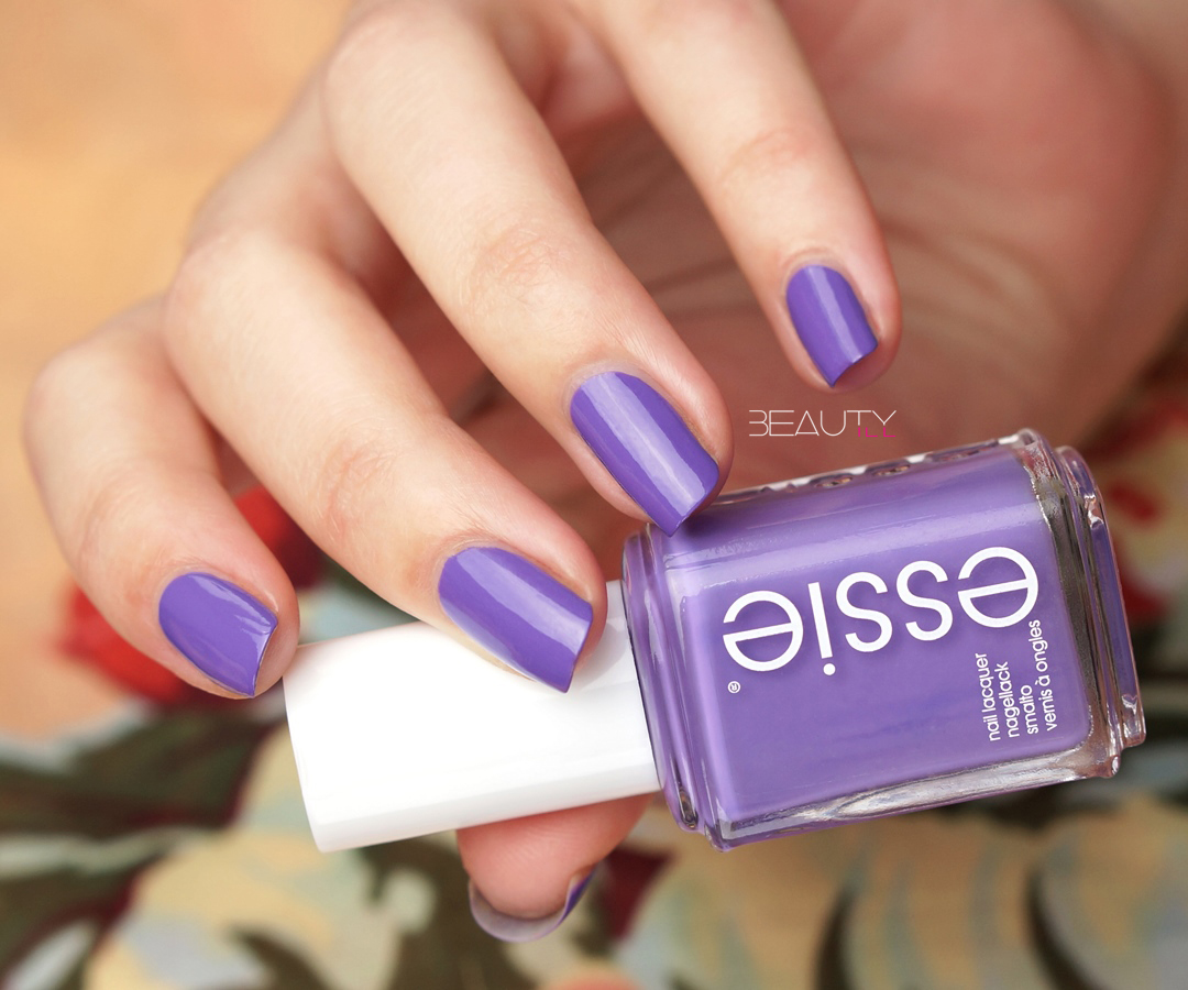Essie Lounge Lover, Spring 2016 swatches - Beautyill