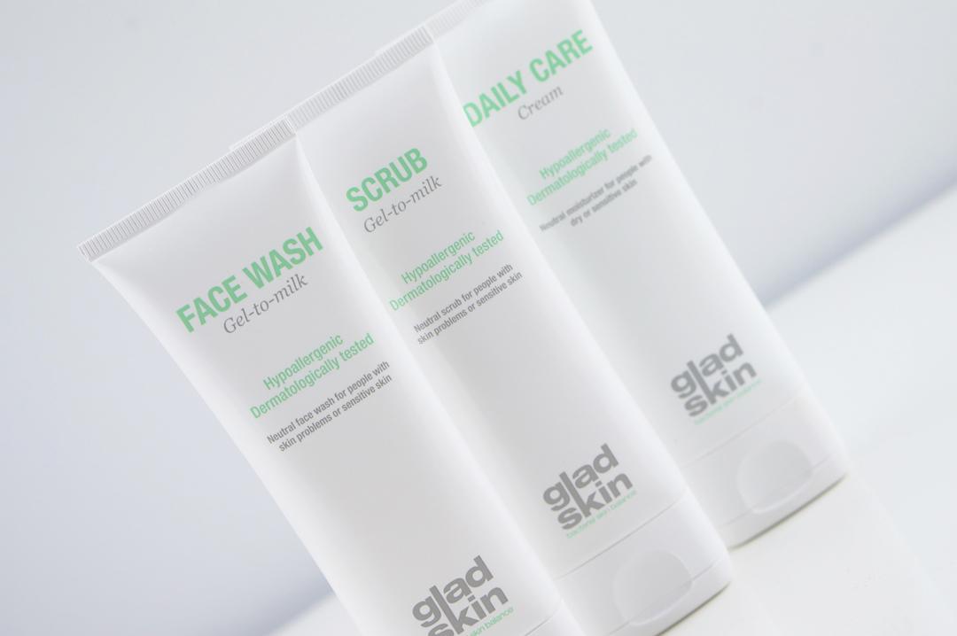 Gladskin acne en acne behandeling