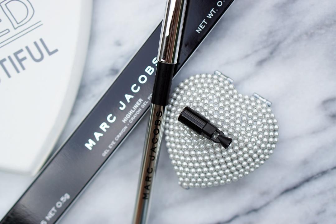 Marc Jacobs Highliner Gel Eye Crayon Eyeliner Blacquer
