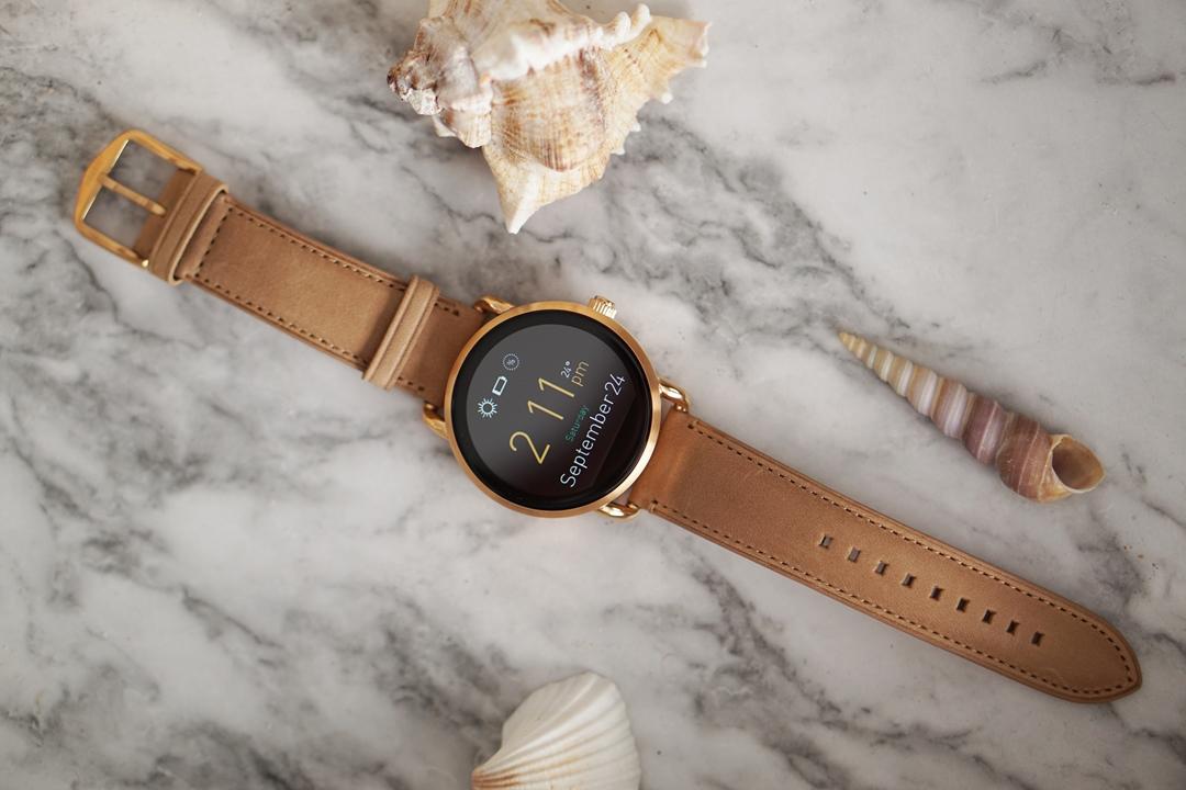 Fossil Q Wander smartwatch review