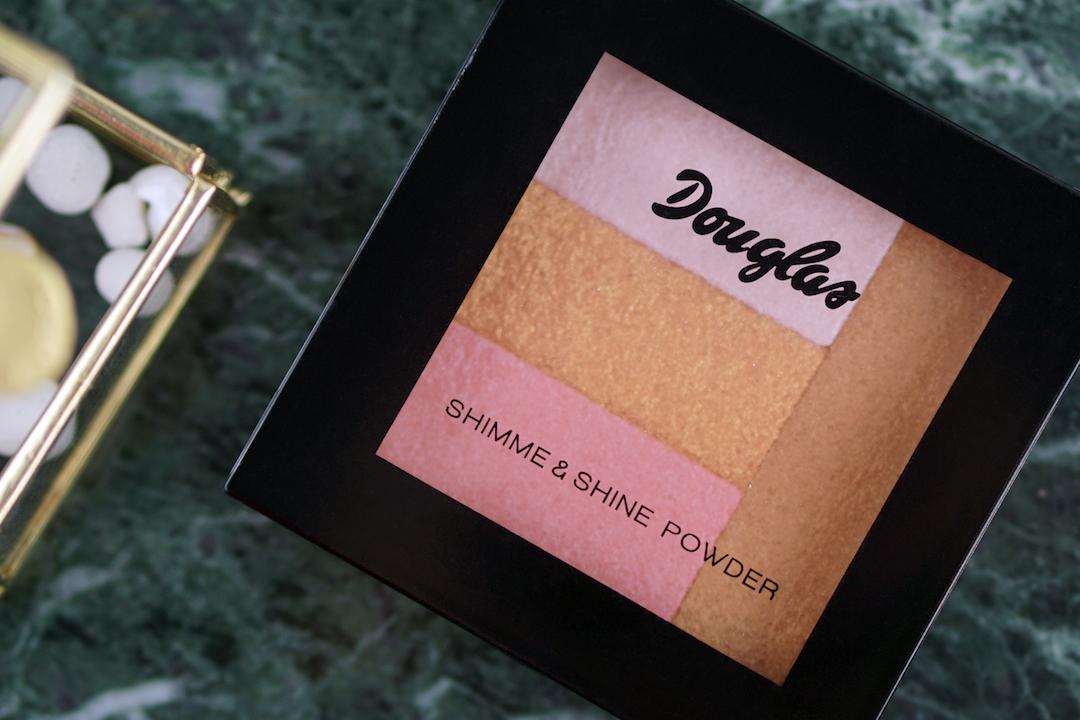 Douglas Shimme & Shine powder