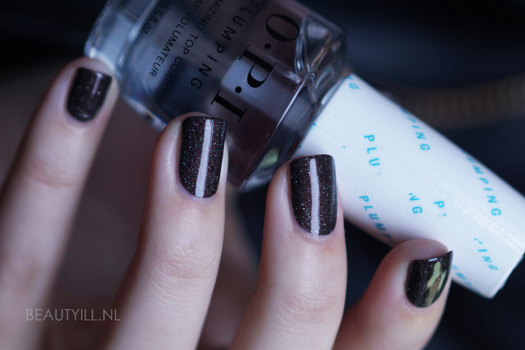 opi pluming volumizing top coat