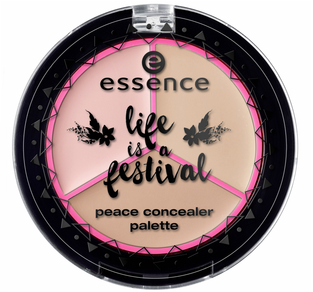 "essence trend edition ""life is a festival"""