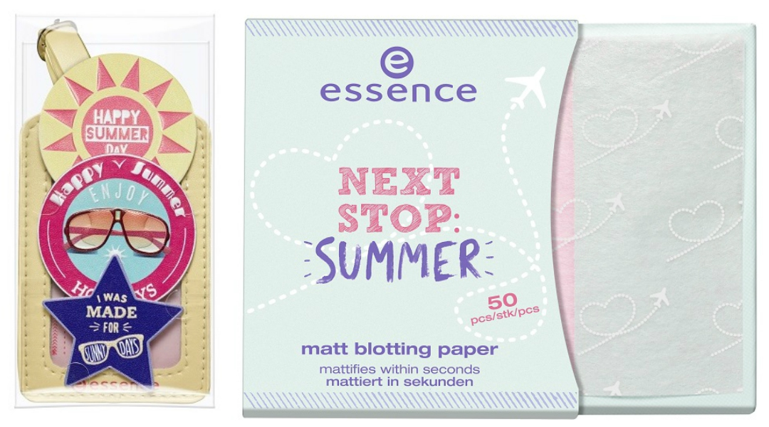 "essence trend edition ""next stop: summer"""