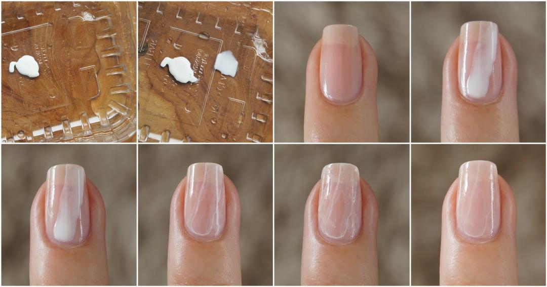 Nail art: simpele Rose Quartz nagels