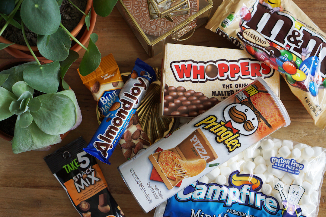 Amerikaanse snacks, mijn favorieten!