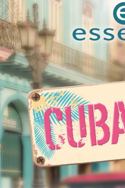 "essence trend edition ""cubanita"""