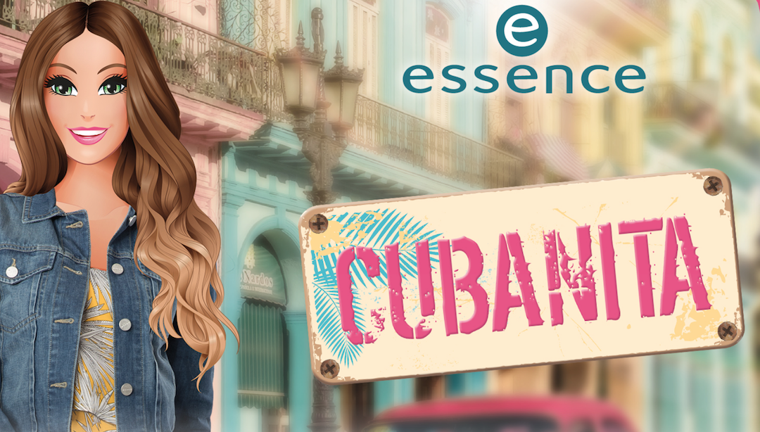 "essence trend edition ""cubanita"""