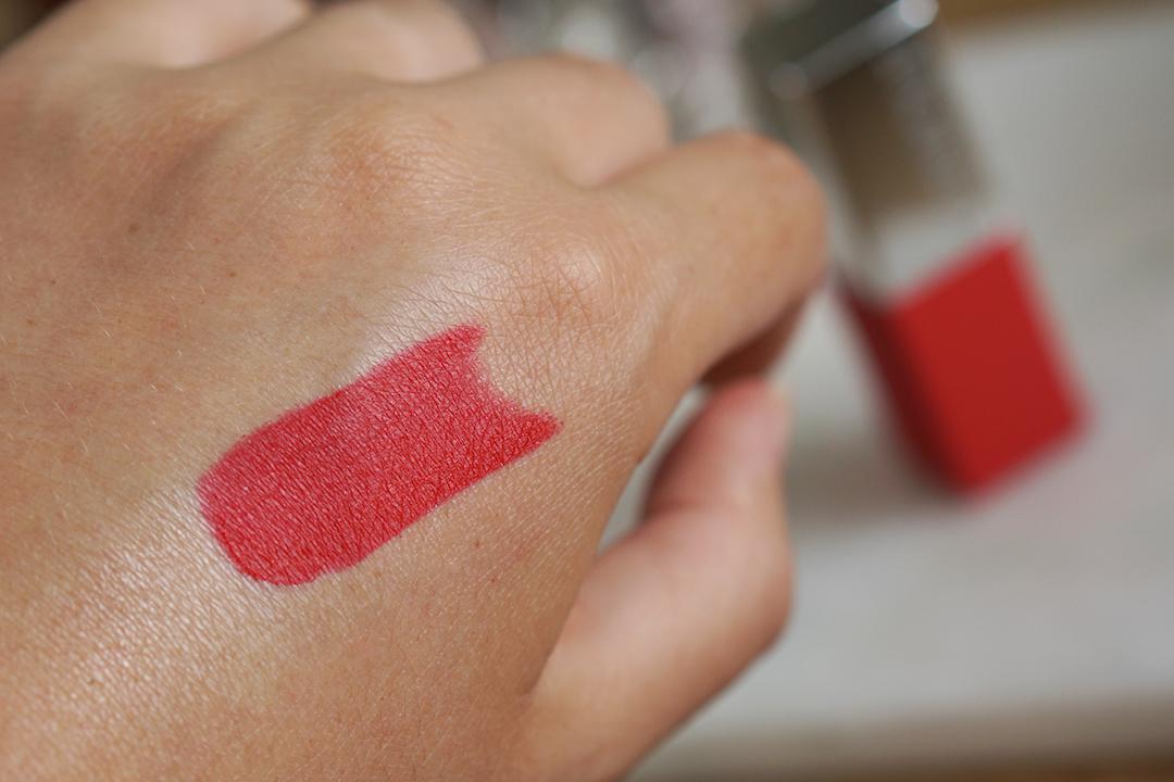 Clinique Pop Matte Lip Colour + Primer, Ruby Pop