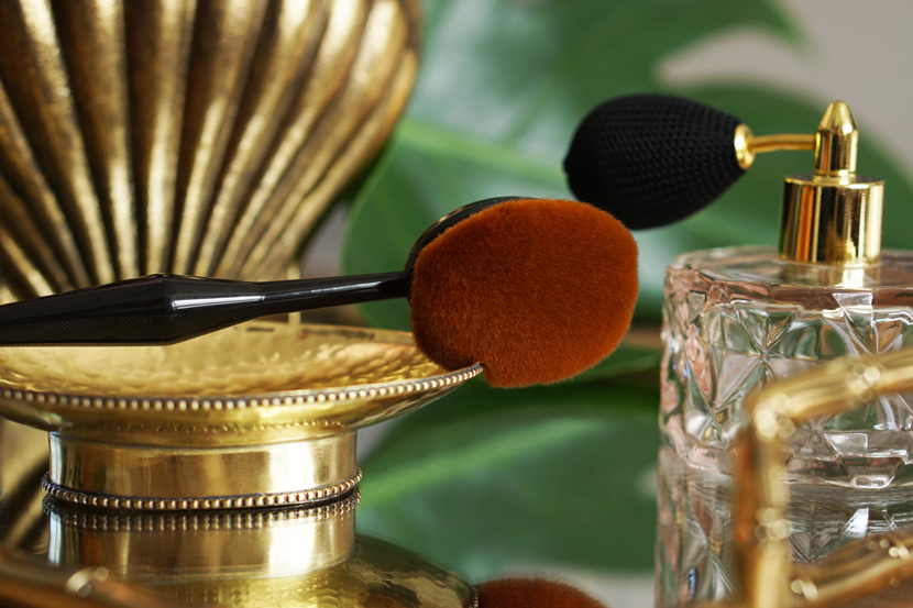 Action make-up kwasten, oval brushes