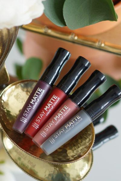 Rimmel, Stay Matte Liquid Lip Color
