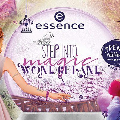 Essence step into magic wonderland