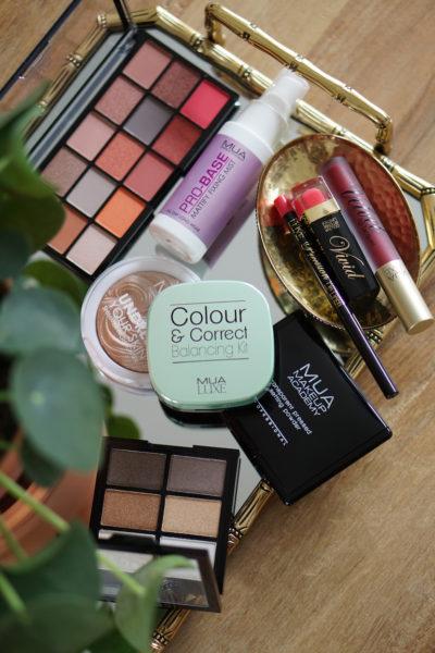 WIN MUA make-up pakket