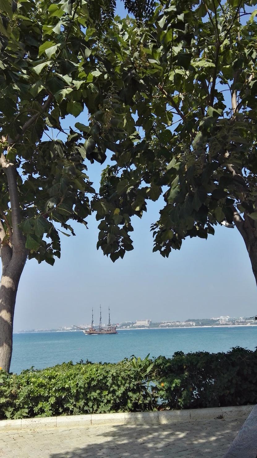 Vakantiekiekjes Turkije, Side & Manavgat