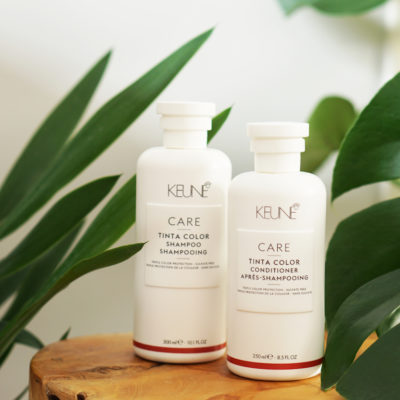 Keune Tinta Color Care shampoo & conditioner