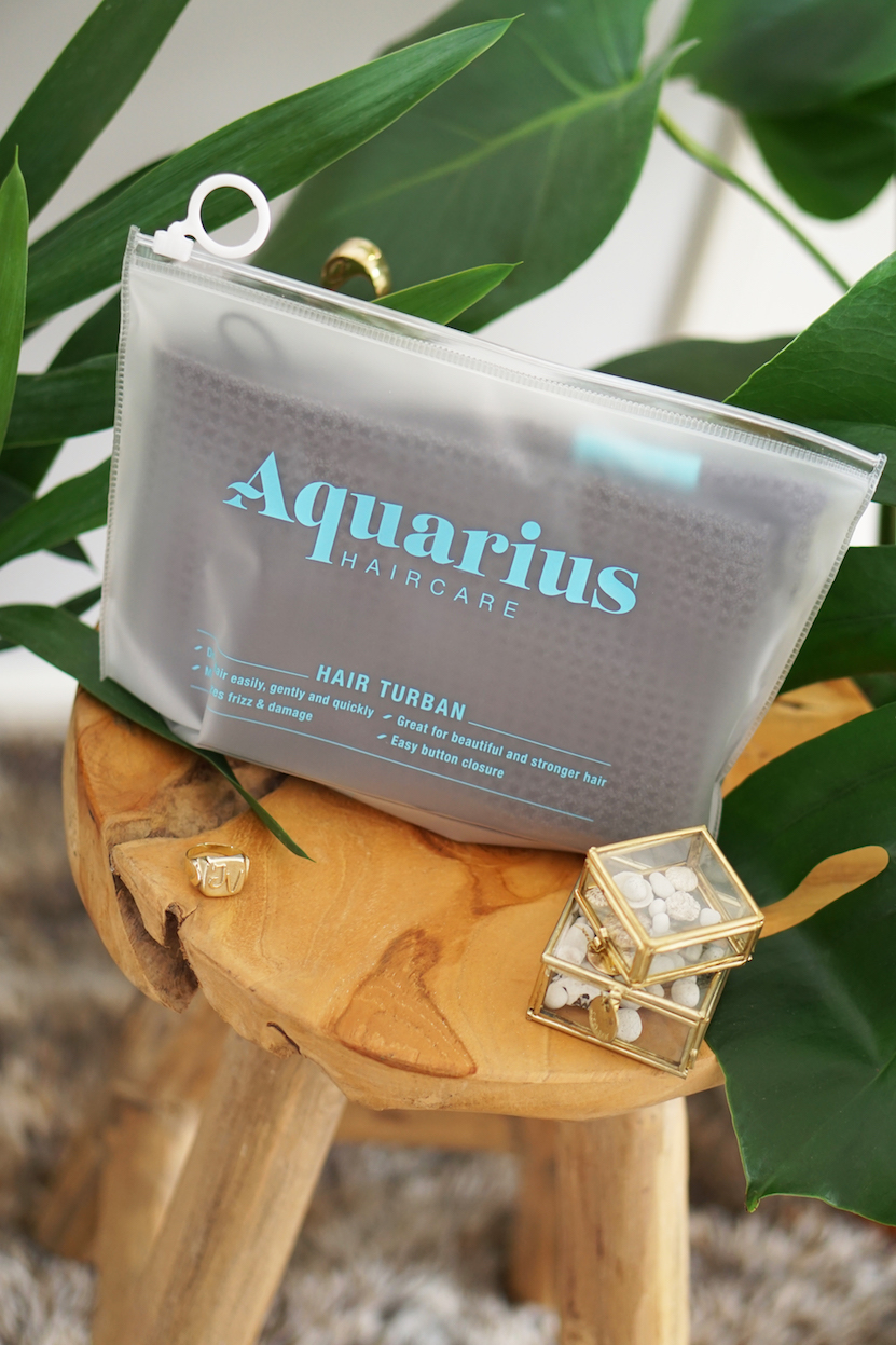Aquarius Hair Turban review