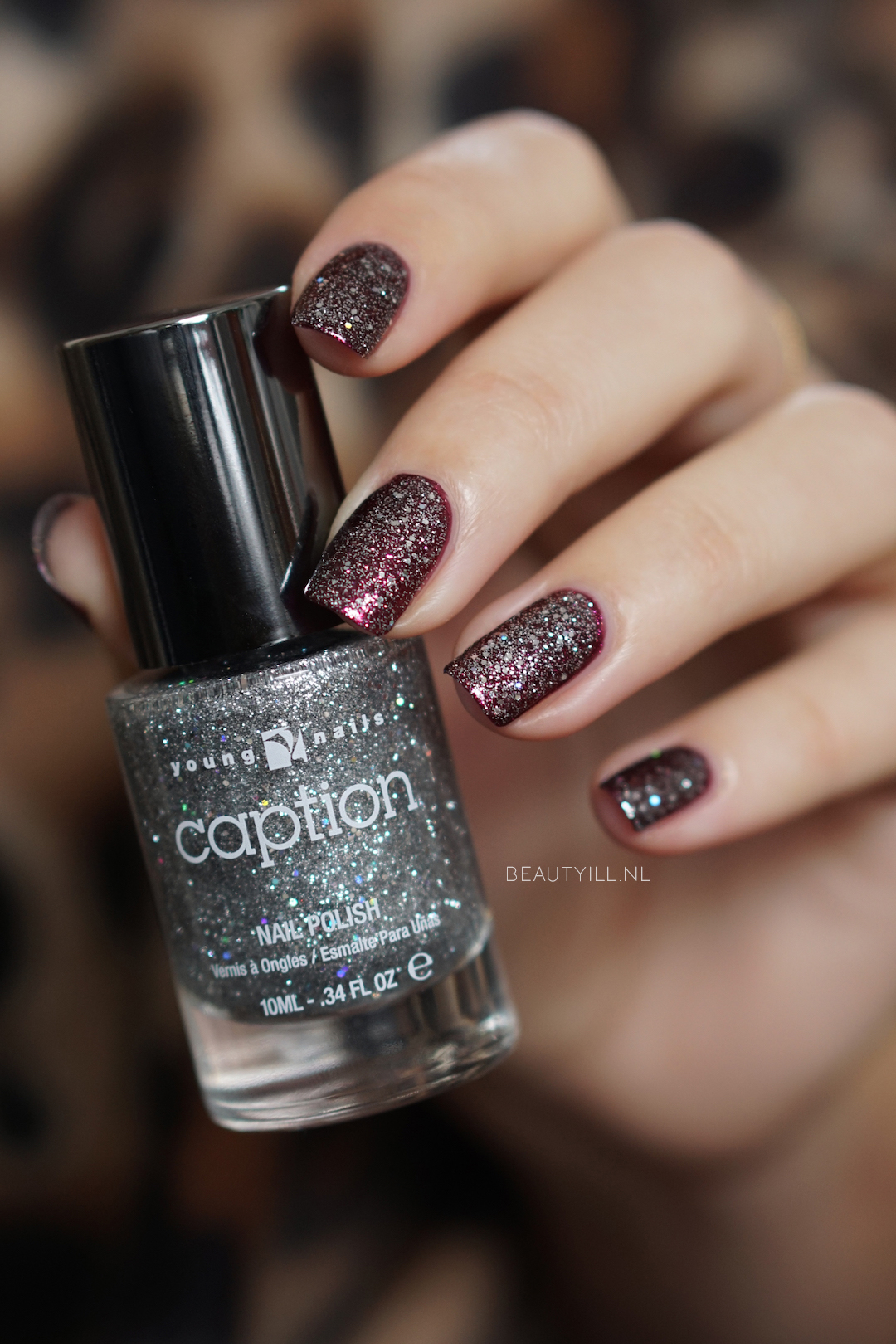 CAPTION Tinsel Time Collectie swatches