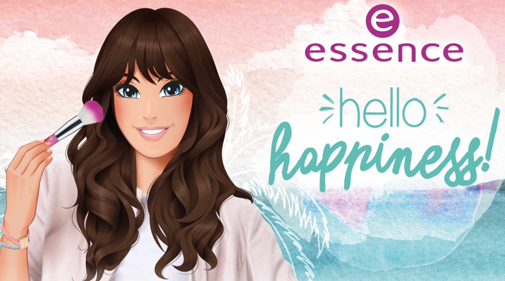 "essence trend edition ""hello happiness"""