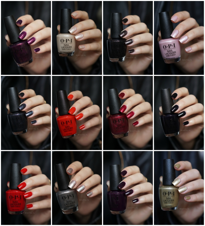 WIN OPI Holidays 2017 mini 25-pack!