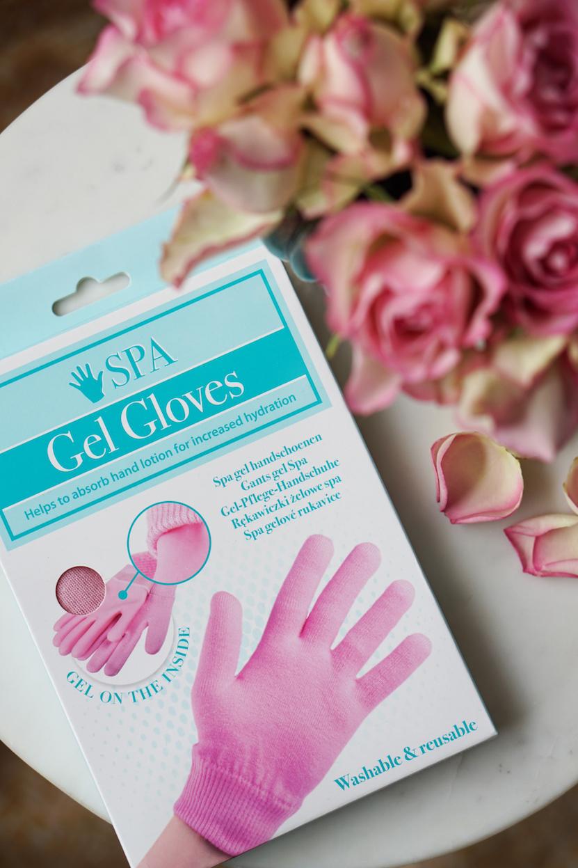 Action Spa Gel Gloves, DIY handmasker!
