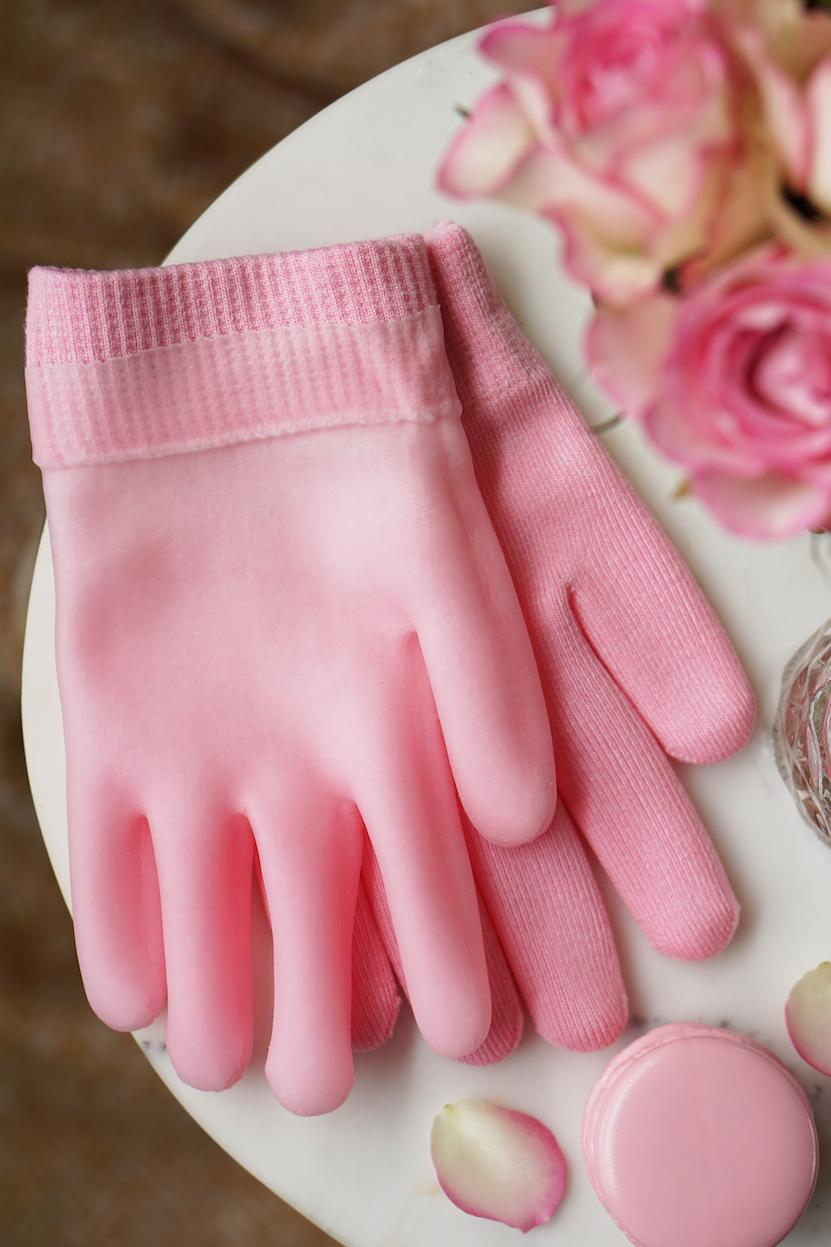 Action Spa Gel Gloves, herbruikbaar budget handmasker!