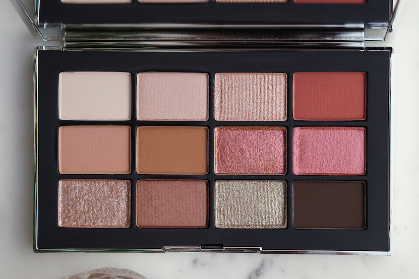 NARSissist Wanted Eyeshadow Palette review