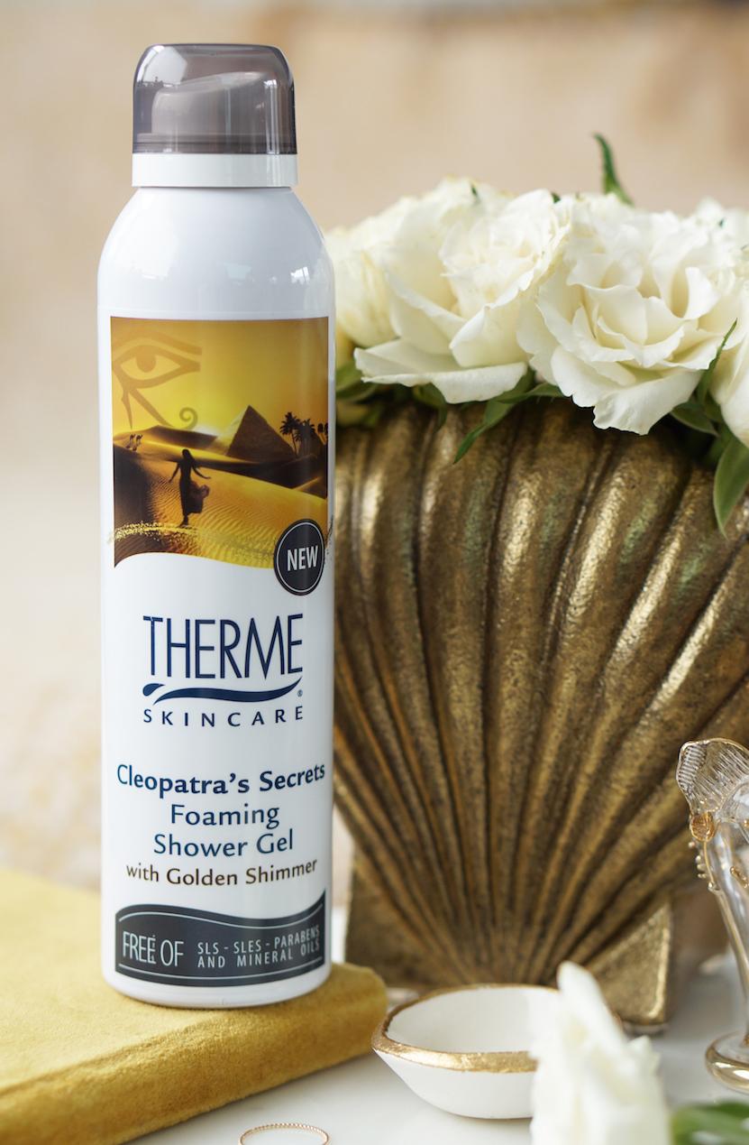 Therme Cleopatra's Secrets producten