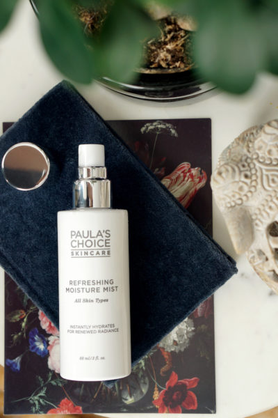 Paula's Choice Refreshing Moisture Mist review