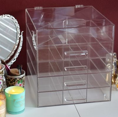 Clear Cube make-up organizer | Hit of Hype?
