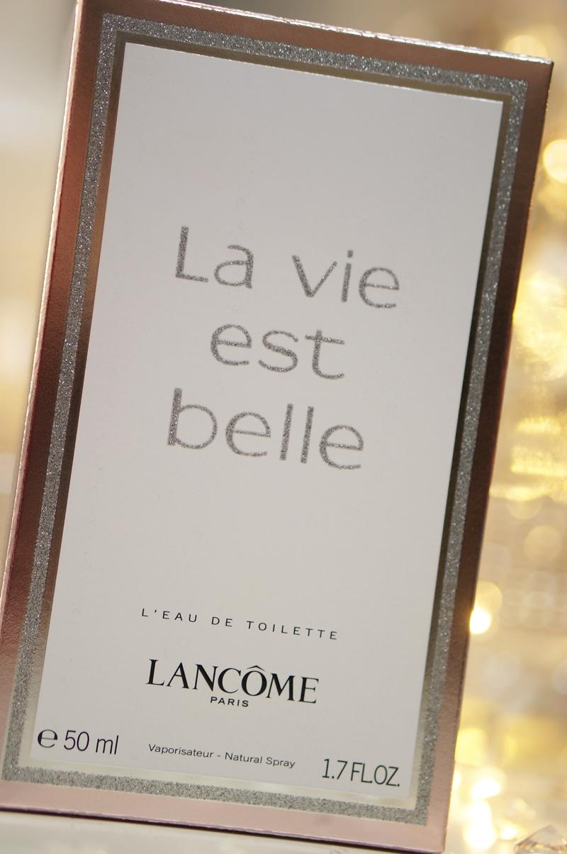 Lancôme La Vie Est Belle, eau de toilette review