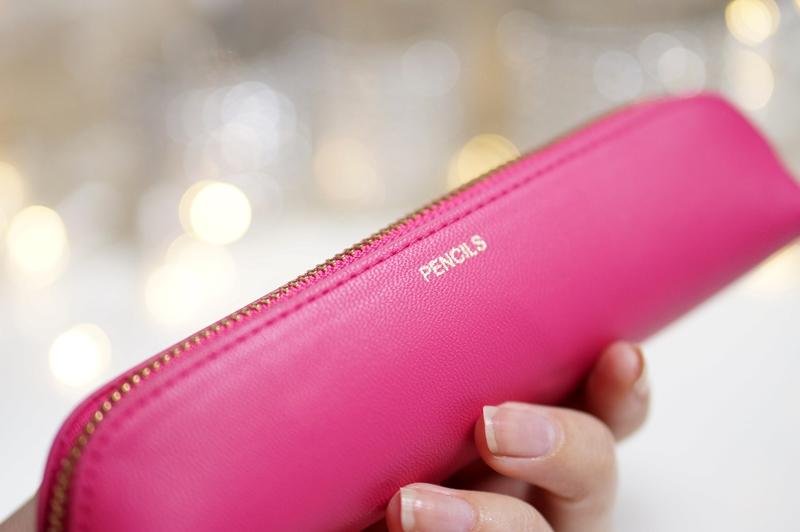 H&M pencil etui voor je lipgloss/lipsticks