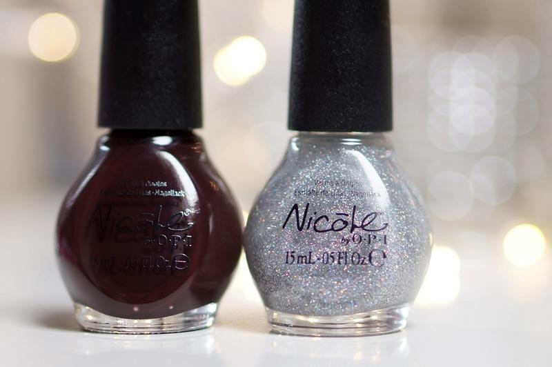 Nicole by OPI, Imagine if... & Hard-Kourt Fashionista (Big Bazar!)