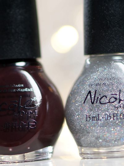 Nicole by OPI, Imagine if… & Hard-Kourt Fashionista (Big Bazar!)