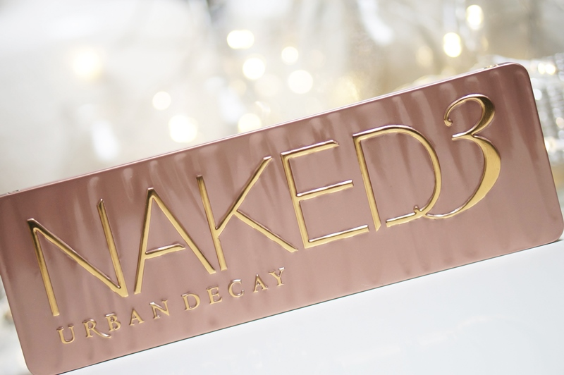 Urban Decay Naked 3 oogschaduw palette | Hit of Hype?