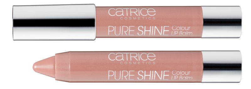 pure shine colour lip balm