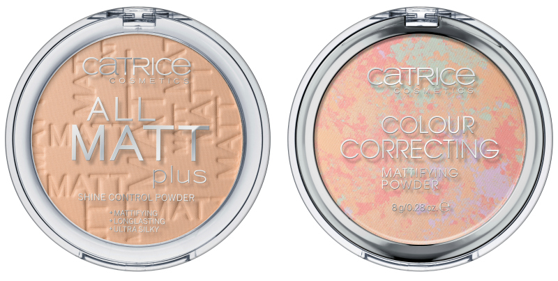 all matt plus powder colour correcting
