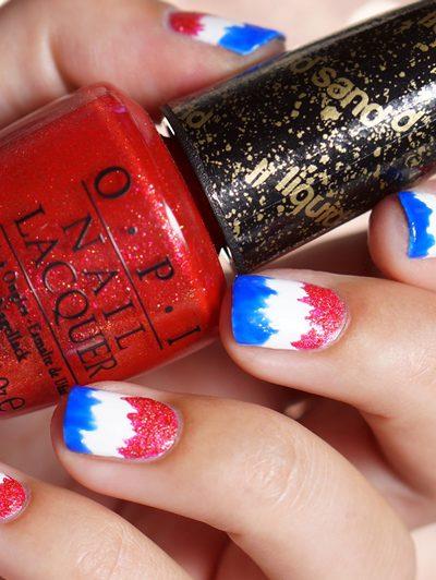 Nail Art WK 2014, Scoor met je nagels! #2