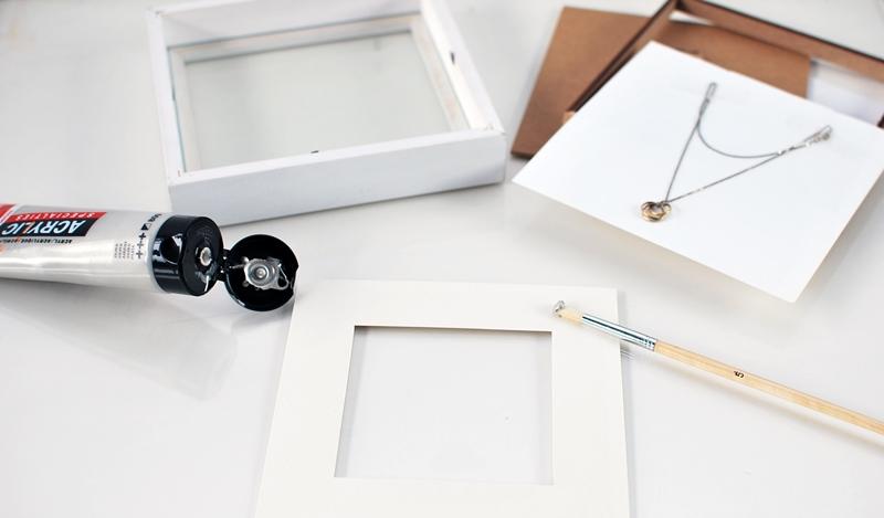 DIY dierbare herinnering fotolijstje (1)