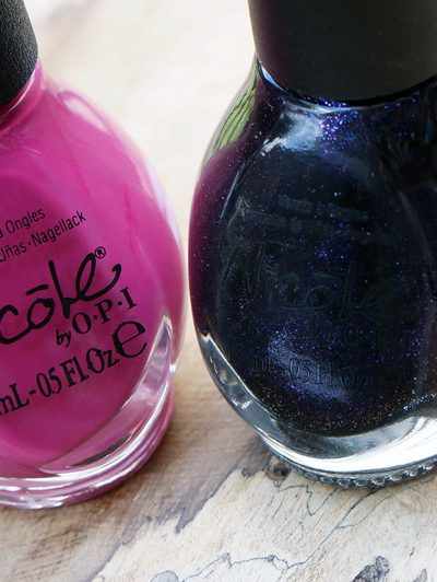 Nicole by OPI, Plumroll Please & I'm A Pool For Love (Big Bazar!)